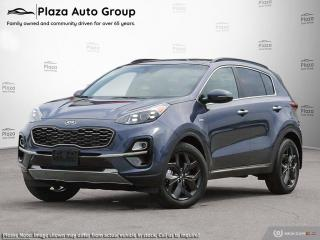 New 2021 Kia Sportage EX PREMIUM S for sale in Richmond Hill, ON