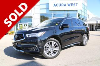Used 2017 Acura MDX Elite Package for sale in London, ON