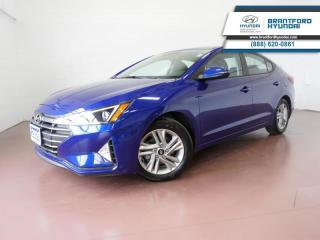 Used 2020 Hyundai Elantra FULLY SERVICED HERE | APPLE CARPLAY | HTD SEATS for sale in Brantford, ON