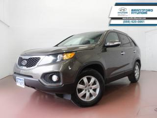 Used 2013 Kia Sorento 1 OWNER | HTD SEATS | BLUETOOTH | V6  $101 B/W for sale in Brantford, ON