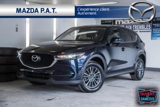 Used 2017 Mazda CX-5 AWD,AUTOMATIQUE,CAMÉRA DE RECUL,BLUETOOTH for sale in Montréal, QC