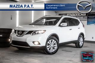 Used 2016 Nissan Rogue AWD,AUTOMATIQUE,CAMÉRA DE RECUL,TOIT OUVRANT,GPS for sale in Montréal, QC