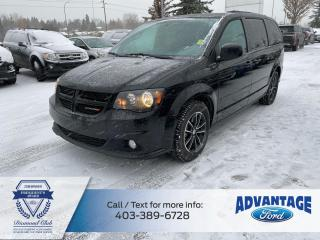 Used 2017 Dodge Grand Caravan GT for sale in Calgary, AB