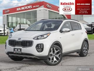 Used 2018 Kia Sportage SX Turbo CERTIFIED PRE OWNED 6 YEAR 120,000KM WARRANTY for sale in Mississauga, ON