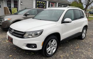 Used 2013 Volkswagen Tiguan COMFORTLINE for sale in Tiny, ON