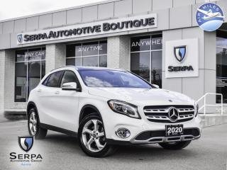 Used 2020 Mercedes-Benz GLA 250 for sale in Aurora, ON