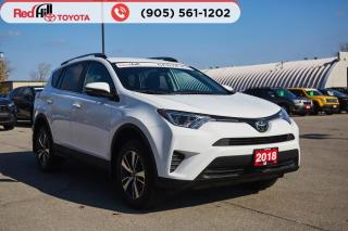 Used 2018 Toyota RAV4 LE for sale in Hamilton, ON