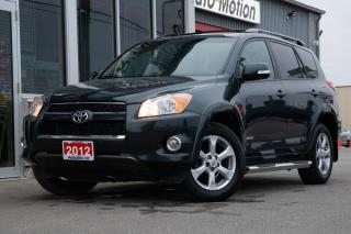 Used 2012 Toyota RAV4 for sale in Chatham, ON