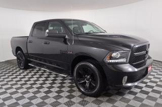 Used 2018 RAM 1500 SPORT for sale in Huntsville, ON