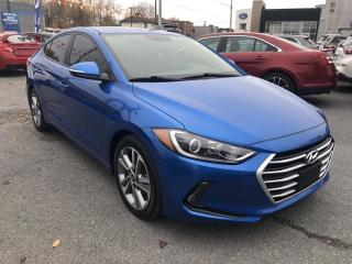 Used 2017 Hyundai Elantra for sale in Cornwall, ON