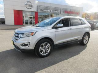 Used 2015 Ford Edge SEL for sale in Peterborough, ON