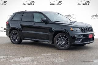 Used 2020 Jeep Grand Cherokee Overland for sale in Barrie, ON