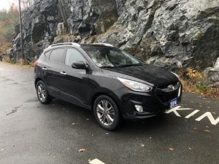 Used 2014 Hyundai Tucson GLS for sale in Sudbury, ON