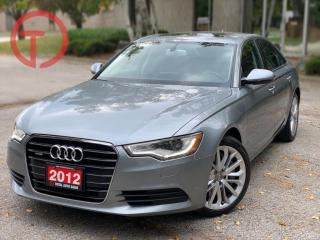 Used 2012 Audi A6 NAVI | CAMERA | LOADED | PRESTIGE for sale in Burlington, ON