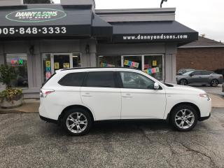 Used 2014 Mitsubishi Outlander SE for sale in Mississauga, ON