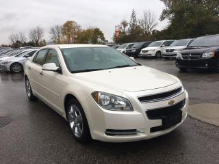 Used 2012 Chevrolet Malibu LT PLATINUM EDITION for sale in London, ON