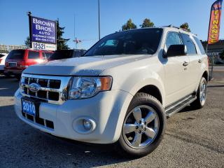 Used 2010 Ford Escape XLT for sale in Surrey, BC