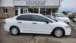 Used 2010 Honda Civic DX-G for sale in Mono, ON
