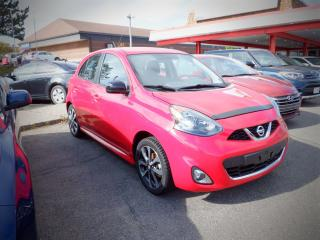 Used 2015 Nissan Micra SV for sale in Saint John, NB