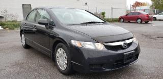 Used 2009 Honda Civic DX-A for sale in North York, ON