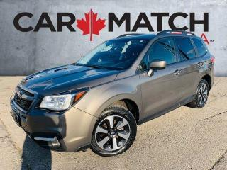 Used 2017 Subaru Forester I TOURING / EYESIGHT / AWD for sale in Cambridge, ON