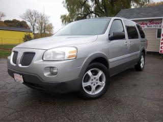 Used 2008 Pontiac Montana w/1SB for sale in Oshawa, ON