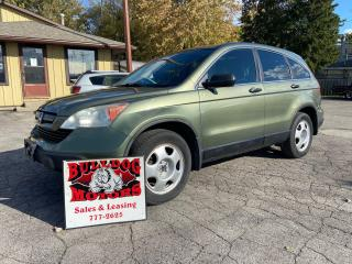 Used 2007 Honda CR-V LX for sale in Glencoe, ON