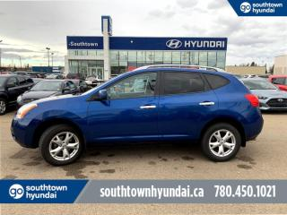 Used 2010 Nissan Rogue SL/AWD/HEATED SEATS/BLUETOOTH for sale in Edmonton, AB