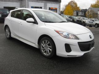 Used 2012 Mazda MAZDA3 GS-SKY Auto Hatch Low Mileage AC PL PM PW FWD for sale in Ottawa, ON