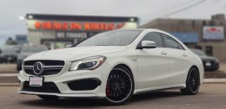 Used 2014 Mercedes-Benz CLA-Class CLA 45 AMG for sale in Oakville, ON