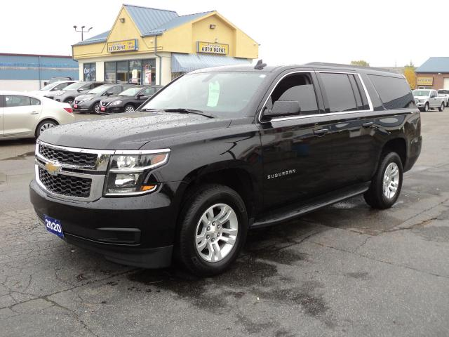 2020 Chevrolet Suburban 1500 LS 5.3L 4x4 LeatherHeated RemoteStart 8Pass