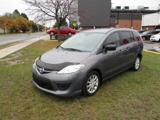 Used 2010 Mazda MAZDA5 GS ~ ALLOY RIMS ~ SAFETY INCLUDED for sale in Toronto, ON