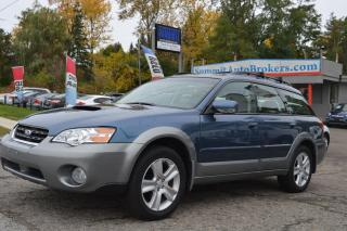 Used 2006 Subaru Outback 2.5XT for sale in Richmond Hill, ON