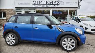 Used 2012 MINI Cooper Countryman S for sale in Mono, ON