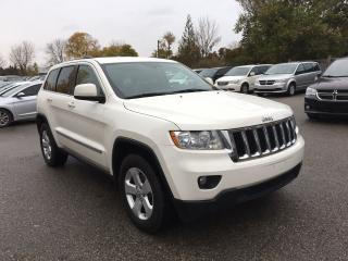 Used 2011 Jeep Grand Cherokee Laredo. LEATHER-REAR CAMERA-EXCELLENT CONDITION for sale in London, ON