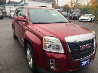 Used 2013 GMC Terrain SLE-2 for sale in St Catharines, ON