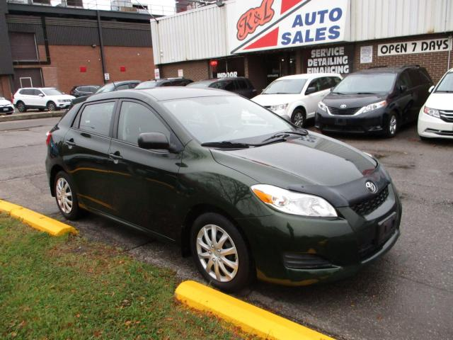2011 Toyota Matrix ~ MANUAL ~ SAFETY INCLUDED