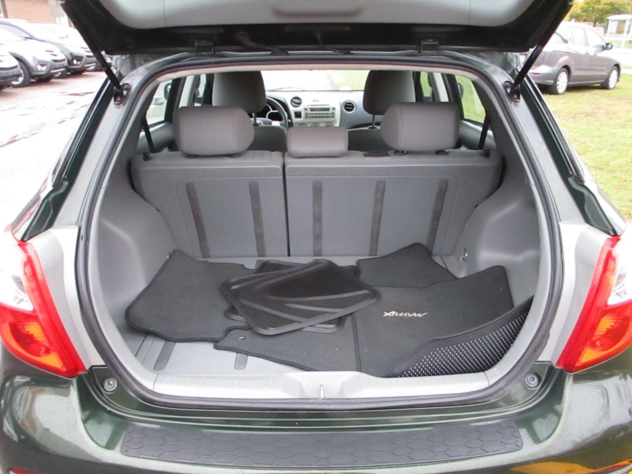 2011 Toyota Matrix