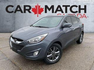 Used 2015 Hyundai Tucson GLS / NO ACCIDENTS / AWD for sale in Cambridge, ON