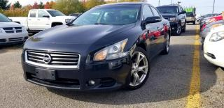 Used 2012 Nissan Maxima 3.5 SV for sale in Pickering, ON