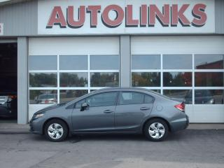 Used 2013 Honda Civic LX for sale in St Catharines, ON