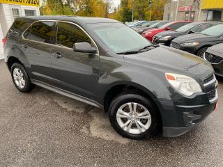Used 2014 Chevrolet Equinox LS/ AWD/ PWR GROUP/ BLUETOOTH/ ALLOYS/ TINTED ++ for sale in Scarborough, ON