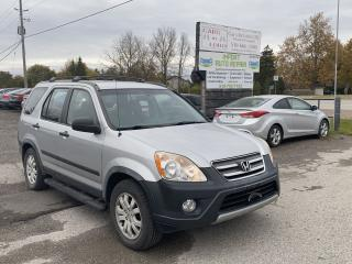 Used 2006 Honda CR-V SE for sale in Komoka, ON