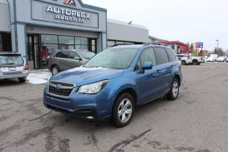 Used 2017 Subaru Forester i for sale in Calgary, AB