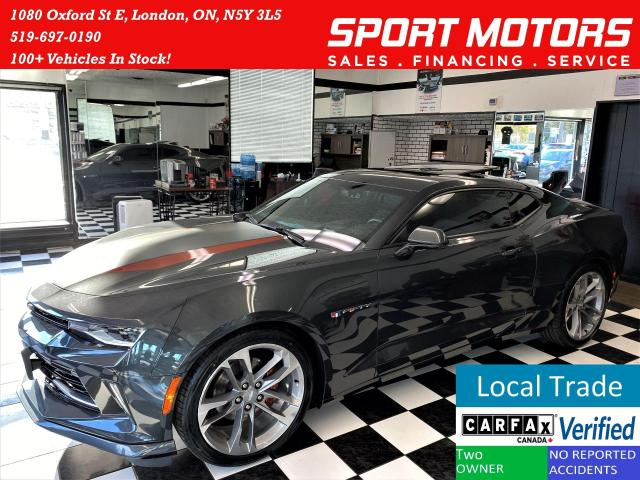 2017 Chevrolet Camaro 2LT RS 50th Anniversary V6+NewTires+ACCIDENT FREE