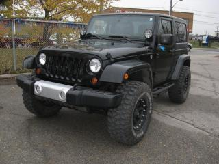 Used 2012 Jeep Wrangler Sahara for sale in Toronto, ON