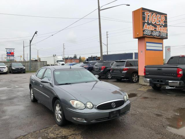2005 Buick Allure CX**ONLY 80KMS**ONE OWNER**NO ACCIDENT**AS IS