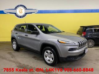 Used 2014 Jeep Cherokee V6 4X4, 2 Years Warranty for sale in Vaughan, ON