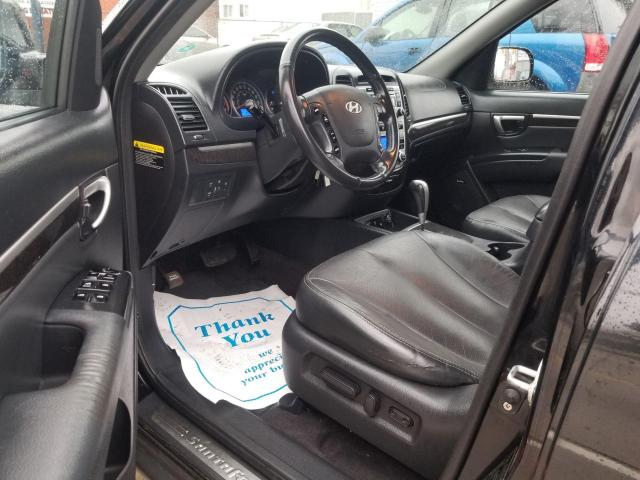 2008 Hyundai Santa Fe Limited 7-Pass