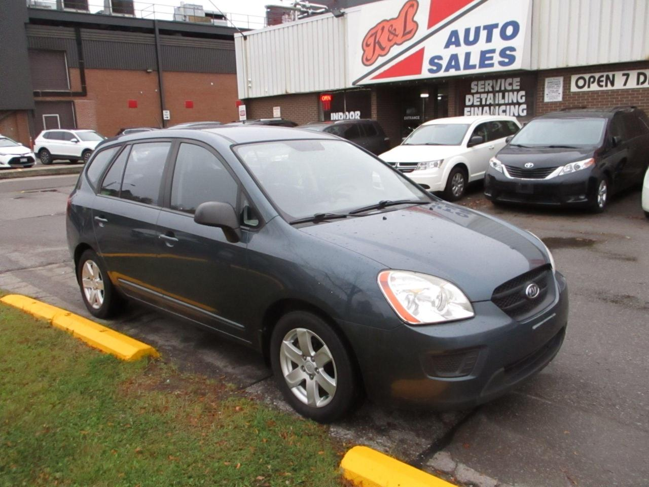 used 2009 kia rondo lx w ac alloy rims auto safety included for sale in toronto ontario carpages ca used 2009 kia rondo lx w ac alloy